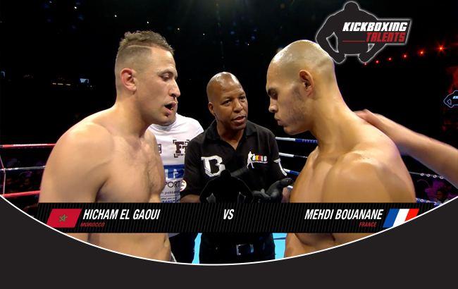 Hicham El Gaoui Kickboxing Talents 29 NijmegenThe Netherlands 18032017 Hicham El