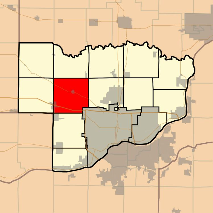 Hickory Grove Township, Scott County, Iowa