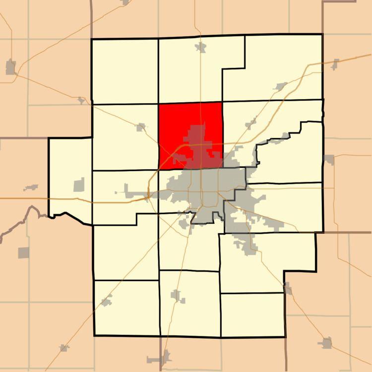 Hickory Point Township, Macon County, Illinois