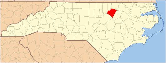 Hickory Rock, North Carolina