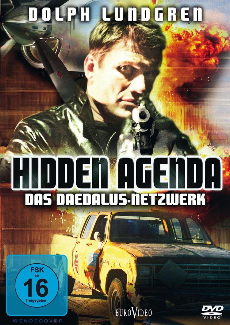 Hidden Agenda (2001 film) Ultimate Dolph View topic HIDDEN AGENDA Marc S Grenier 2001