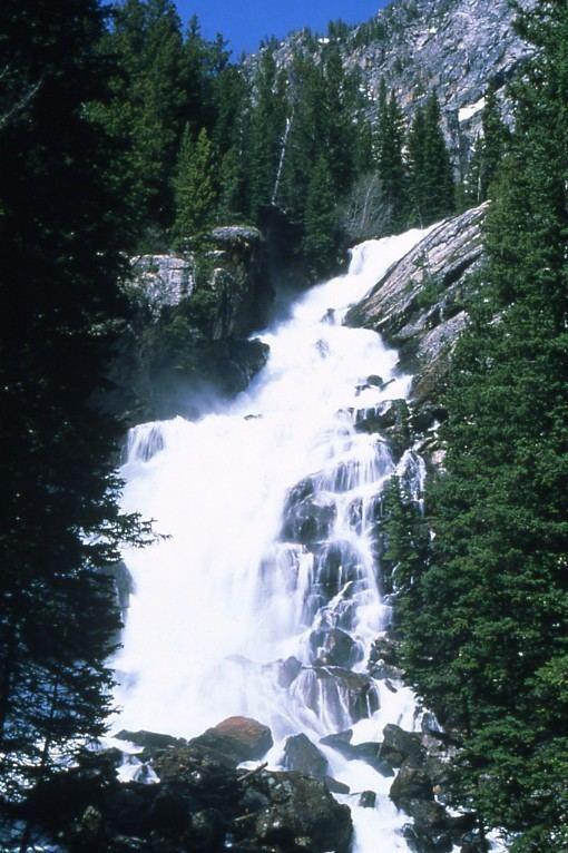Hidden Falls (Teton County, Wyoming)