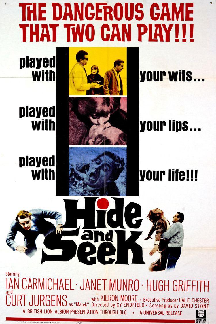 Hide and Seek (1964 film) wwwgstaticcomtvthumbmovieposters92448p92448