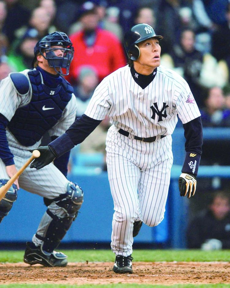 Hideki Matsui Matsui should be remembered as one of Japans best The Japan Times