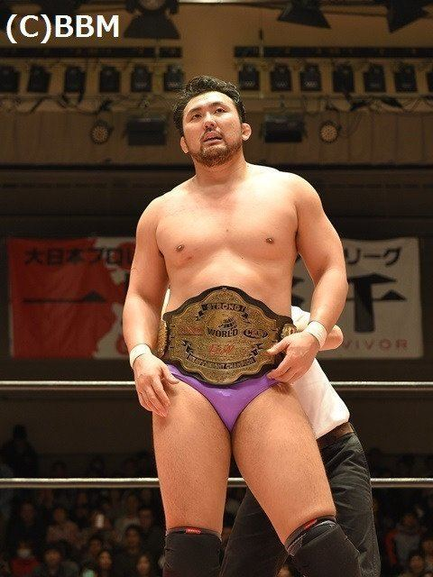 Hideki Suzuki SUPERDUPERPLEX Hideki Suzuki vs Daisuke Sekimoto BJW 33017