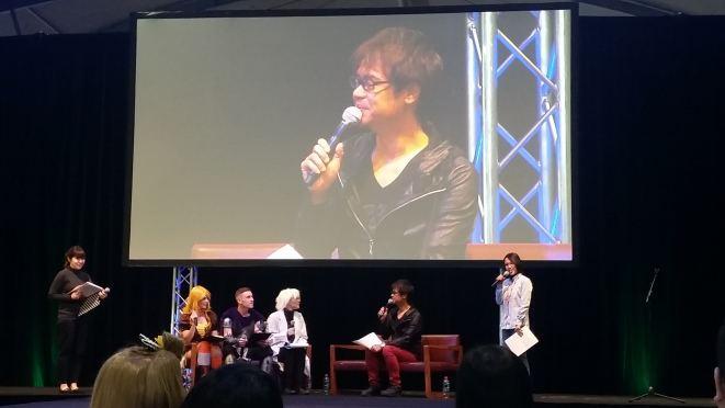 Hideo Ishikawa Geek It SMASH 2016 Voice Actor Hideo Ishikawa Panel C t r l G