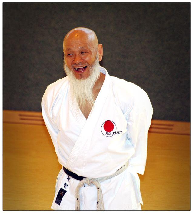 Hideo Ochi Shihan Ochi Foto Bild sport kampf kraftsport kampfsport
