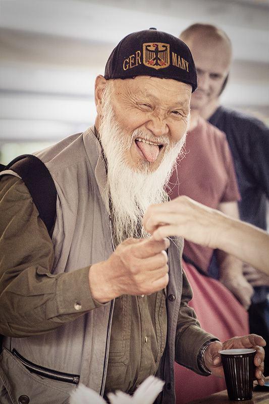 Hideo Ochi Karatelehrgang Shihan Ochi Konstanz 2014