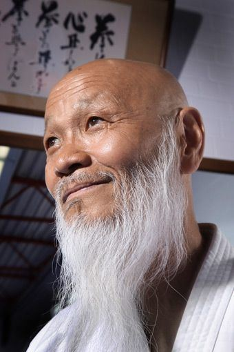 Hideo Ochi Einfach phantastisch Ochi Sensei Hideo Ochi 69 KarateTrainer