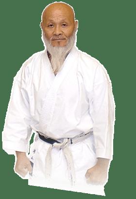Hideo Ochi Sensei Ochi Karate Dojo Ochi Hennef eV