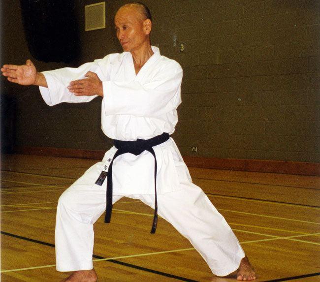 Hideo Ochi Shotokan Karate Magazine Hideo Ochi