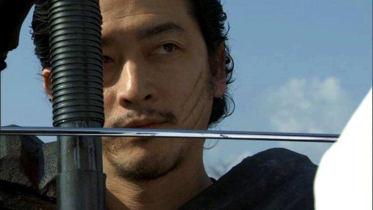 Hideo Sakaki Tak Sakaguchi Sakigake Otokojuku