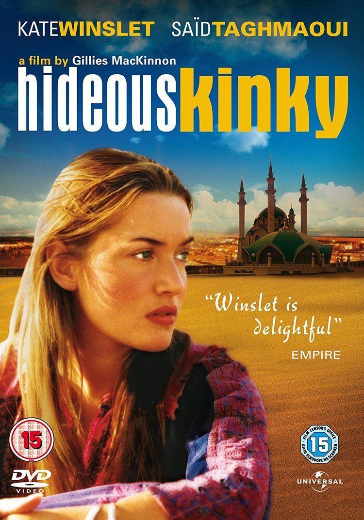 Hideous Kinky (film) Hideous Kinky DVD 1998 Amazoncouk Kate Winslet Bella Riza