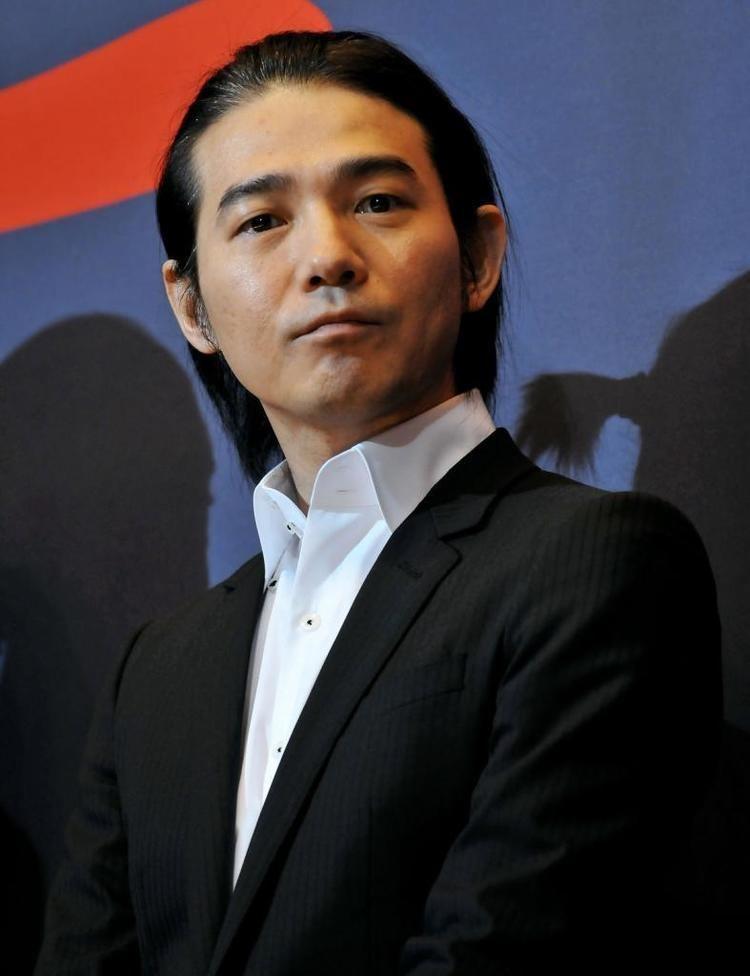Hidetaka Yoshioka Actors Hidetaka Yoshioka Yosuke Eguchi Ken Watanabe Yui