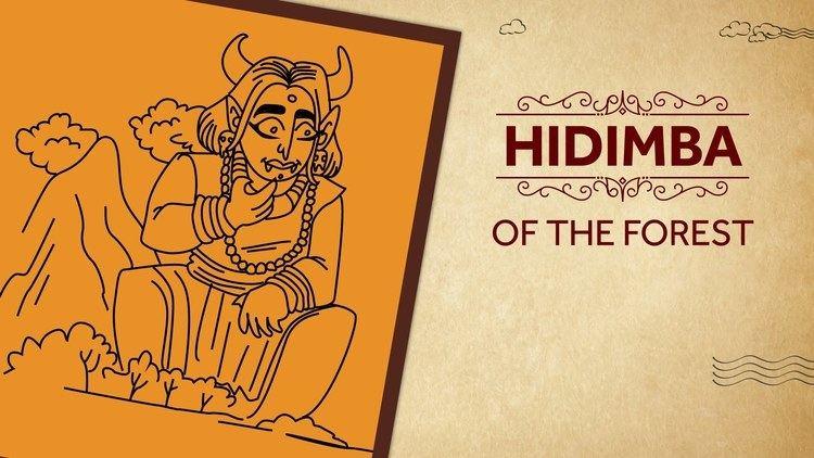 Hidimba Hidimba Of The Forest YouTube