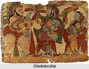 Hidimbi of Bhima and Hidimbi Aranyak Parva Mahabharata