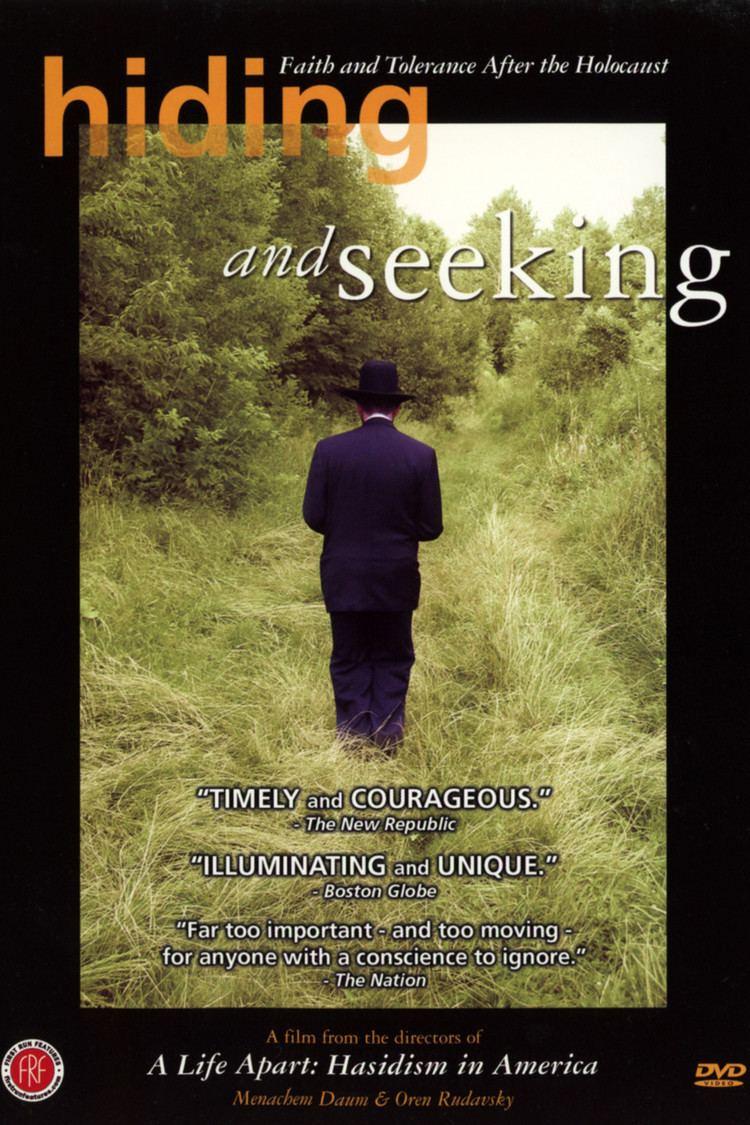 Hiding and Seeking wwwgstaticcomtvthumbdvdboxart83623p83623d