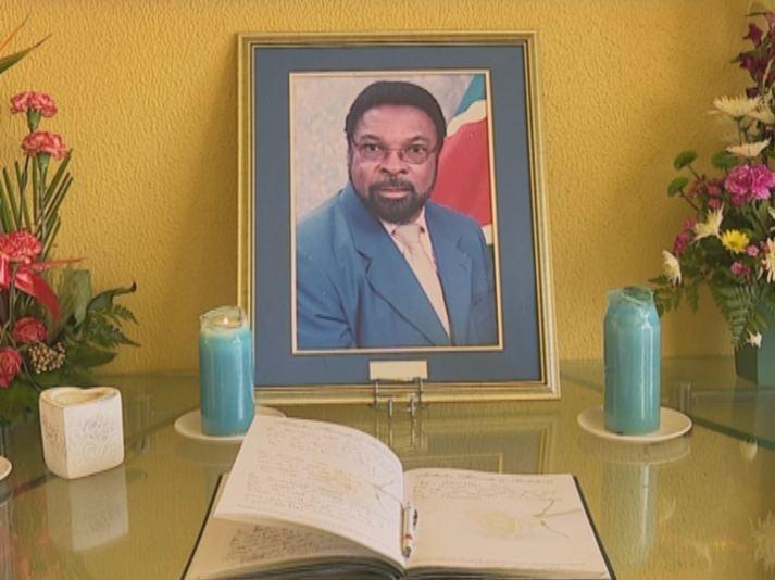 Hidipo Hamutenya Hidipo Hamutenya Namibian Broadcasting Corporation
