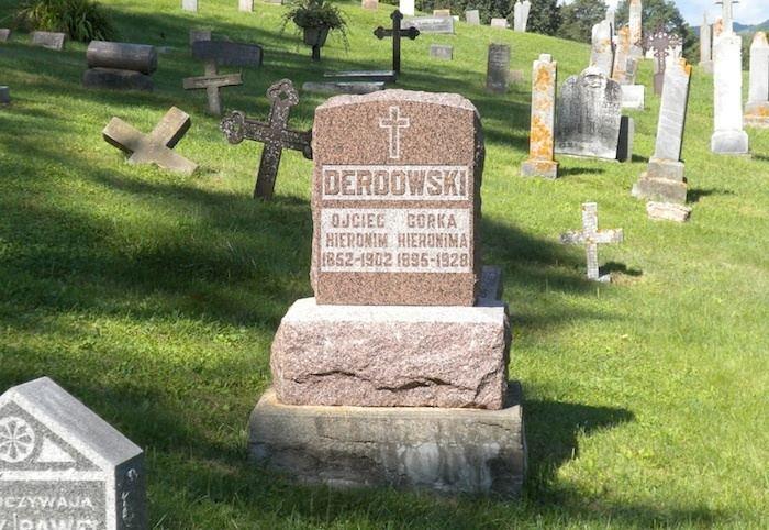 Hieronim Derdowski FileHieronim Derdowski Grave Winona MN 2012jpg Wikipedia