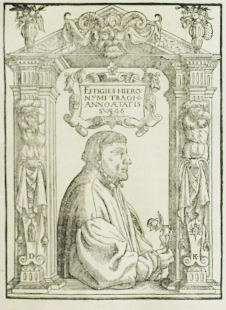 Hieronymus Bock The Three Founders of Botany Hieronymus Bock