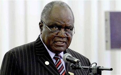 Hifikepunye Pohamba Namibia39s President Hifikepunye Pohamba Wins Prestigious