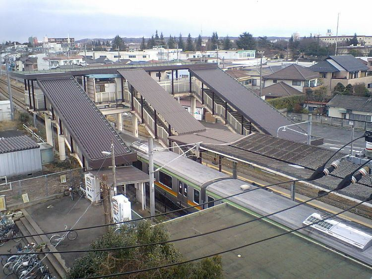 Higashi-Fussa Station