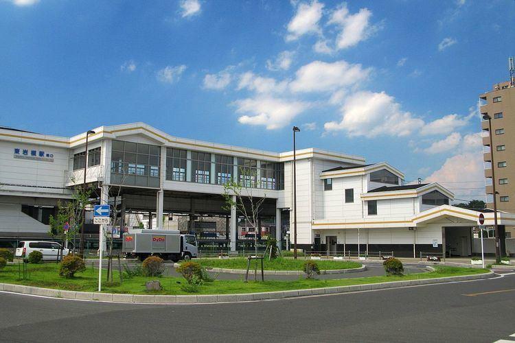 Higashi-Iwatsuki Station