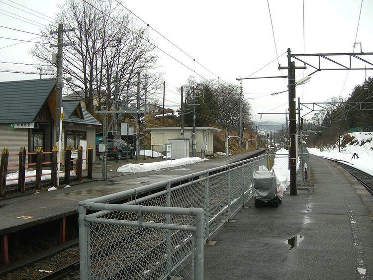 Higashi-Nagahara Station