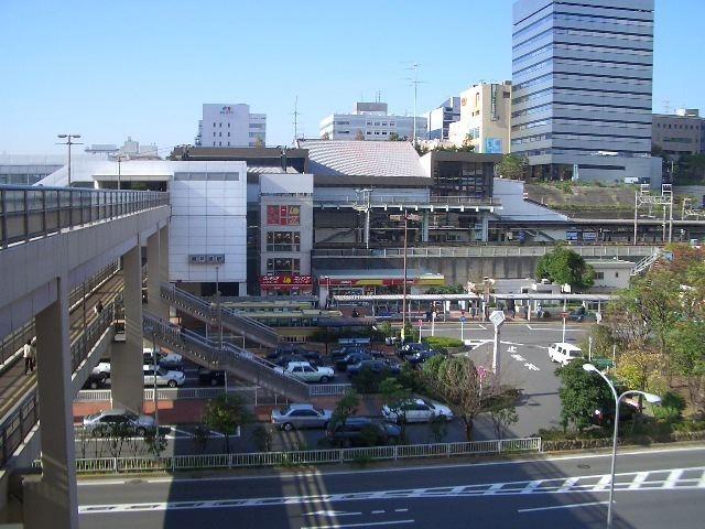 Higashi-Totsuka Station