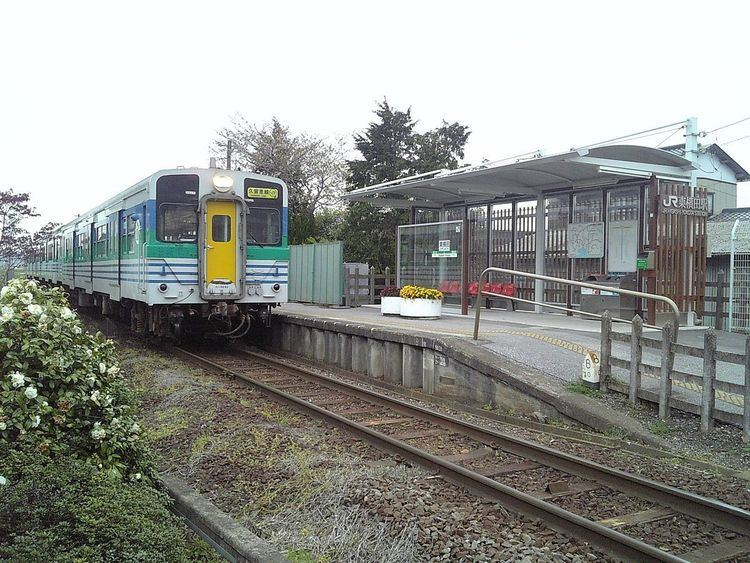 Higashi-Yokota Station