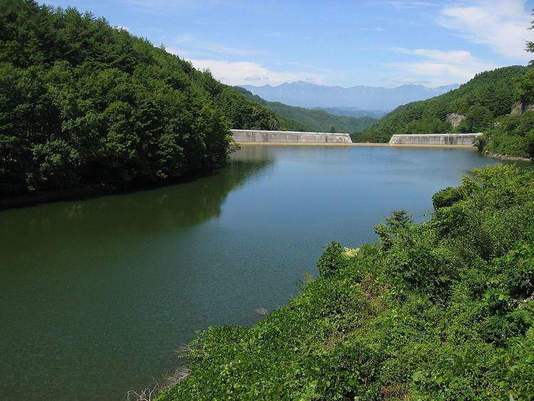 Higashijo Dam