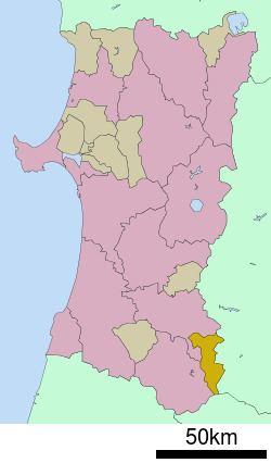 Higashinaruse, Akita httpsuploadwikimediaorgwikipediacommonsthu