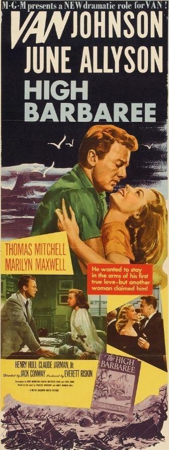 High Barbaree (film) High Barbaree May 1947 OCD Viewer