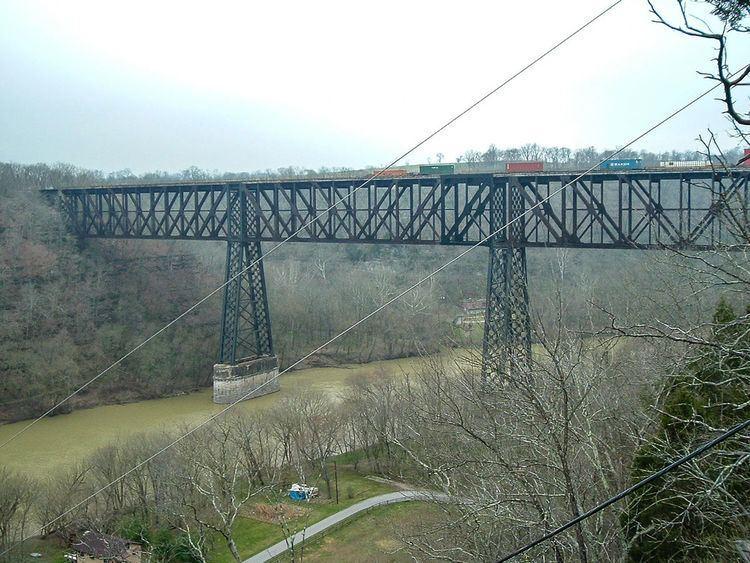 High Bridge of Kentucky