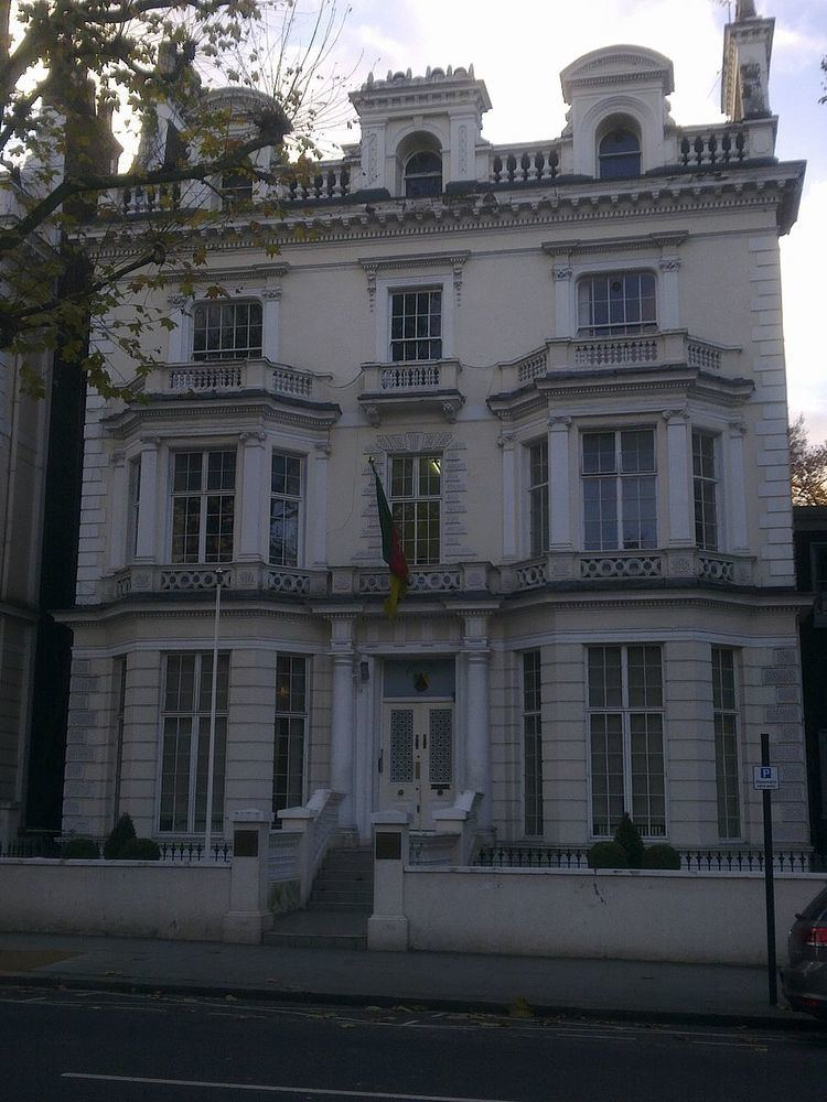 High Commission of Cameroon, London