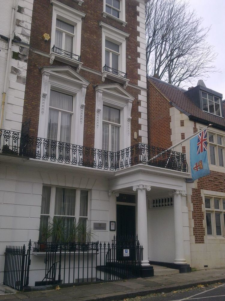 High Commission of Fiji, London