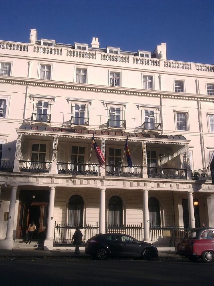 High Commission of Malaysia, London