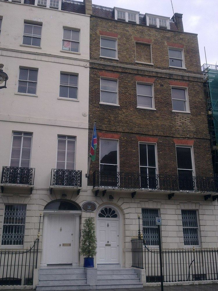 High Commission of Namibia, London