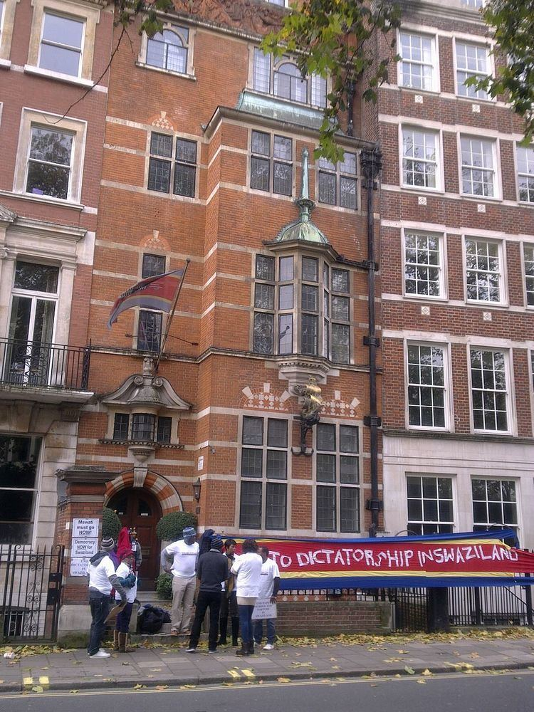 High Commission of Swaziland, London