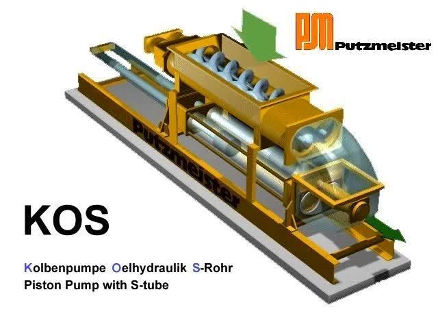 High-density solids pump