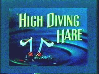 High Diving Hare Yosemite Sam Cartoon High Diving Hare 1949