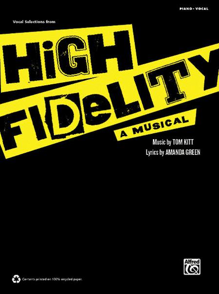 High Fidelity (musical) httpsecassetssheetmusicpluscomitems1952677