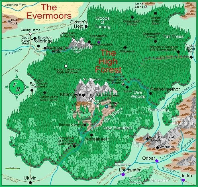 High Forest (Forgotten Realms) - Alchetron, the free social