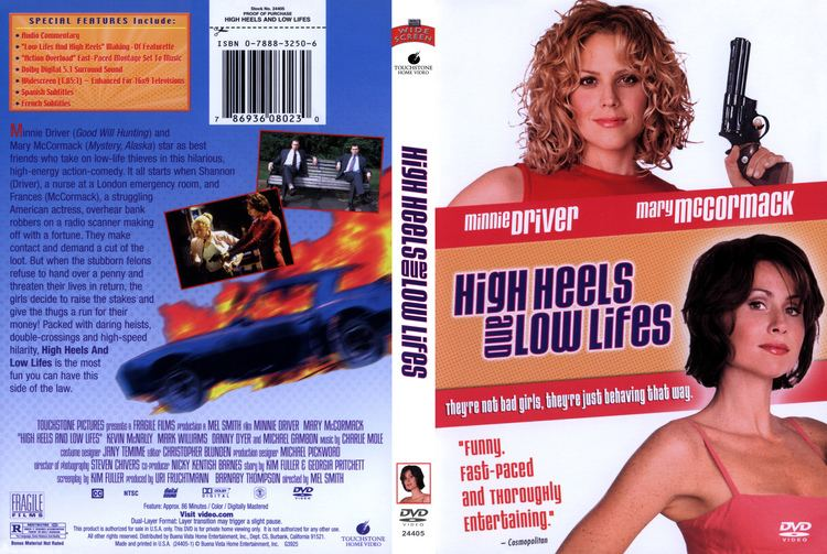 High Heels and Low Lifes High Heels and Low Lifes DVD Cover 2001 R1