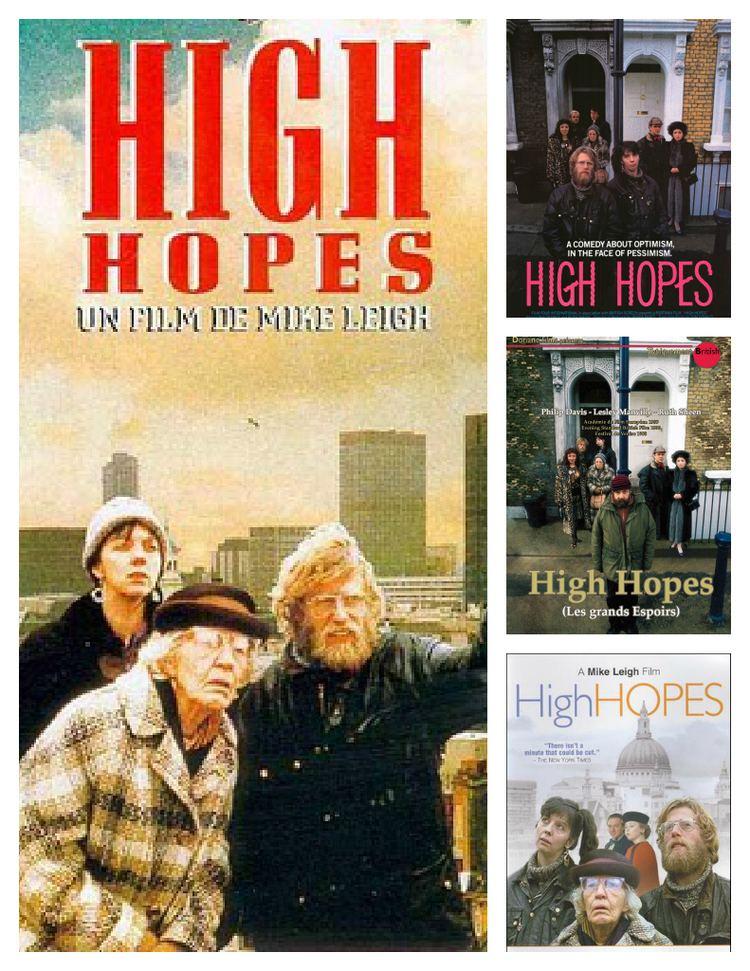 High Hopes (1988 film) Movie Review High Hopes 1988 Dir Mike Leigh blah blah blah gay