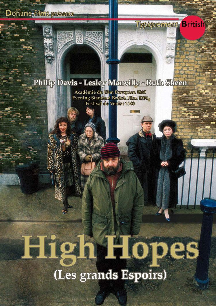 High Hopes (1988 film) Lespoir est une chose ridicule Des Mots dImages