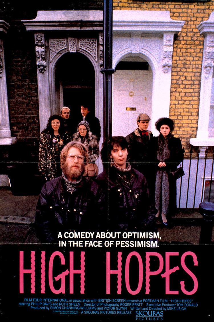 High Hopes (1988 film) wwwgstaticcomtvthumbmovieposters50521p50521