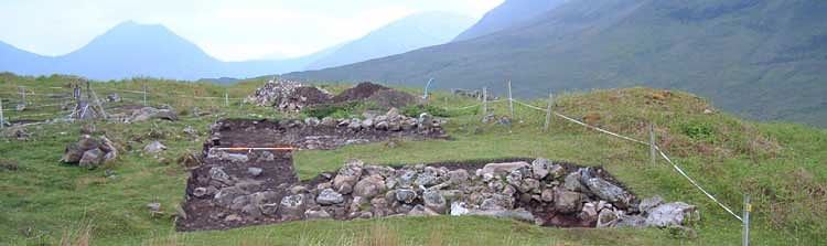 High Pasture Cave Highland Council HER by exeGesIS SDM