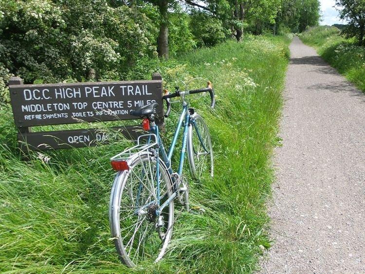High Peak Trail High Peak Trail Peak District Cycling