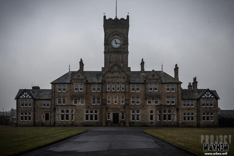 High Royds Hospital Urbex High Royds Insane Asylum aka High Royds Hospital aka West